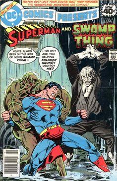 DC Comics Presents #8, Abril 1979, portada de Jose Luis Garcia-Lopez