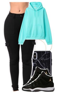 """""""Untitled #5824"""" by rihvnnas ❤ liked on Polyvore featuring H&M"""