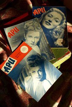 Apu-lehti 1948 -49