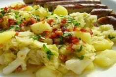 German Cabbage and Potatoes. Photo by Inge 1505