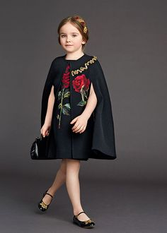 dolce and gabbana winter 2016 child collection 34