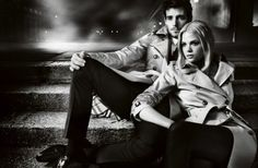 Burberry Fall Winter 2012 Ad Campaign - Fashion Video | MODTV