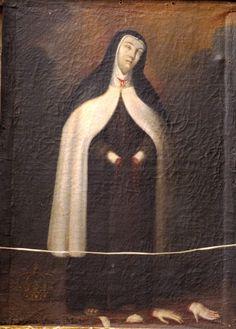 Santa Febronia / Francisco Javier de Salazar