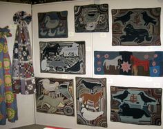 1000+ images about Rug Hooking: Magdalena on Pinterest | Rugs, Rug ...
