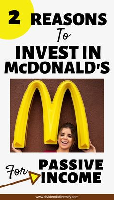 If you want to get rich start investing money for passive income. Dividend stocks and dividend investing are the way to financial independence. Invest money in companies you know like McDonald's. Learn how and why now! - Earn Money at home Stock Market Investing, Investing In Stocks, Investing Money, Saving Money, Saving Tips, Investment Tips, Investment Portfolio, Stock Analysis, Dividend Investing