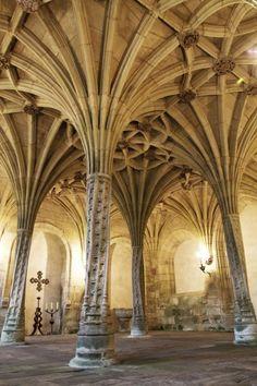 Monasterio de Santa María la Real de Oseira,  Orense  Spain