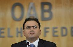 Marcos Vinicius, presidente da OAB MAIS UM LADRÃO A SERVIÇO DO PT