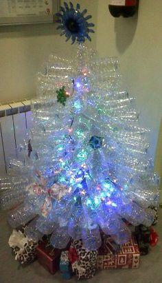 Arbol Navidad PET