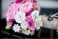 Bouquet by Birch Blooms. Photo by Melissa Schollaert.