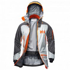RIDGE SHELL JACKET - Men - Freeride - Helly Hansen Official Online Store