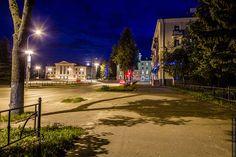 Ночной летний Саров
