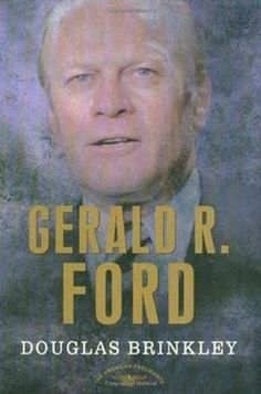 Gerald R. Ford (The American Presidents #38) by Douglas Brinkley, Arthur M. Schlesinger Jr. (Editor) http://www.bookscrolling.com/the-best-books-to-learn-about-president-gerald-ford/