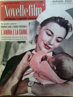 Novelle Film N 488 Giovanna Ralli 1957   eBay