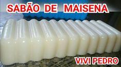 SABÃO DE MAISENA TIRA MANCHAS, GORDURA E DESINFETA