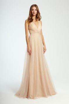 Monique Lhuillier Bridesmaids Style 450341