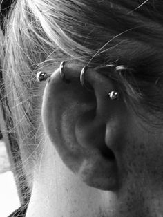 Industrial Piercing Ideas! WHERE CAN I GET THIS???