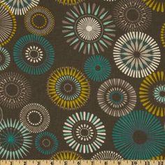 Covington Starburst Pinwheel Grey - Discount Designer Fabric - Fabric.com Mudroom Bench Cushion Fabric?