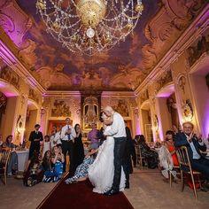 Wedding in Chateau Dobris