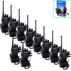 10Pcs Retevis H-777 Walkie Talkie UHF 400-470MHz 16CH 3.7V DC 5W 2-Way Radio US    138.68usd gets 10pcs of hot sale H777 retevis radio. it is a big deal. the lowest price on ebay ,amazon or other website....