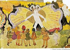 In the Realms of the Unreal: The Mystery of Henry Darger (DVD) Henry Darger, Art And Illustration, Art Illustrations, Outsider Art, Art Brut, Sundance Film Festival, Entertainment, Psychedelic, Folk Art