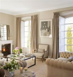 99 Comfortable And Modern Living Room Decor And Design Ideas For You - Page 89 of 99 - Chic Hostess Camo Living Rooms, Formal Living Rooms, Living Room Grey, Living Room Sets, Living Room Modern, Living Room Designs, Living Room Decor, Small Living, Living Room Furniture Images