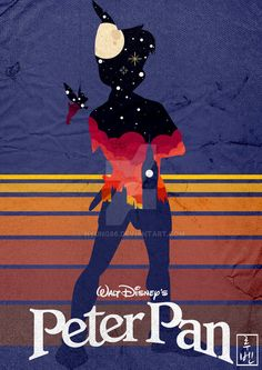 Disney Classics 14 Peter Pan by Hyung86 on DeviantArt