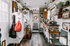 Smart Storage Solutions and Tips from a Tiny Home | Apartment Therapy