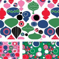 Card designs by designer toby seadler from printpattern.blogspot.com