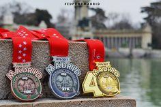 La bonita recompensa del EDP Rock 'n' Roll Madrid Maratón & ½