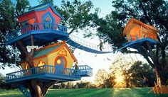 Treehouses to drool over | KaBOOM!