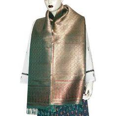 Head Scarf Premium Silk India Dress (green) (Apparel) http://www.amazon.com/dp/B000LQV1N8/?tag=httpzachlagco-20 B000LQV1N8