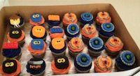 Bey Blades Cupcakes