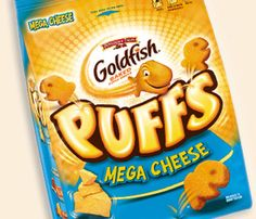 75 snacks under 200 calories: Pepperidge Farm Goldfish Puffs = 140 calories for a serving Gluten Free Grains, Gluten Free Snacks, Healthy Snacks, Healthy Eats, Gluten Free Goldfish, Pepperidge Farm Goldfish, Goldfish Crackers, Midnight Snacks, Buffalo Wings