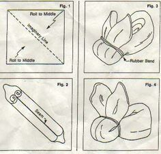 How to make a washcloth bunny...I had one of these as a kid - we called it the boo-boo bunny :)