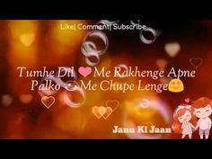 Tumhe Dil me rakhenge New Whatsapp Video Download, Download Video, Love Status Whatsapp, Song Status, Romantic Songs, Music Film, Places To Visit, Youtube, Angels