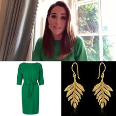 Duchess Kate's outfit for video call to mark Children's Hospice week 2020 Kate Middleton Outfits, Kate Middleton Style, Duchess Of Cornwall, Duchess Of Cambridge, Duchess Kate, Duke And Duchess, Royal Uk, Royal Fashion, Style Icons