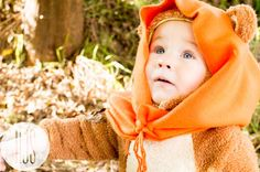 baby costume, Halloween costume, ewok, wicket, photo shoot, woods, photography Baby Ewok Costume, Baby Costumes, First Halloween, Costume Halloween, Woods Photography, Cute Photos, Photo Sessions, Photo Shoot, Photoshoot