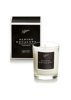 Sohum Alpine Eucalypt Eco-wood Grandiflora Jar Candlette
