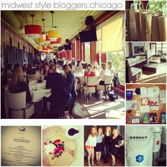 Midwest Style Bloggers Chicago Brunch