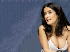 salma hayek busty photo 3 -see all her private photos pictures posters Wallpaper HD Wallpaper
