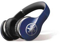 Yamaha Headphone Over-ear Ebony Black Dynamic SEALAED 2014 for sale online Best Bass Headphones, Studio Headphones, Running Headphones, Bluetooth Headphones, Beats Headphones, Over Ear Headphones, Headphone With Mic, Ebay, Home Theaters