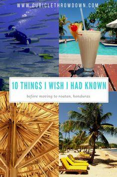 Hello Honduras Things To Do In Roatán Bay Honduras Roatan - 10 things to see and do in honduras