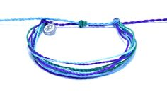 Pura Vida Bracelets...I WILL be buying some of these for the summer ; edit: just bought 4 different ones haha couldn't wait!