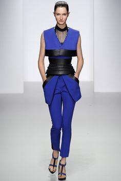 David Koma RTW Spring 2014 - Slideshow - Runway, Fashion Week, Reviews and Slideshows - WWD.com