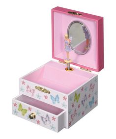 Take a look at this Fairy Musical Jewelry Box by Once Upon a Time: Toys