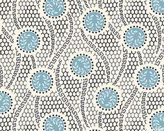 Downton Abbey - Sybil's Tulle - Gray Blue