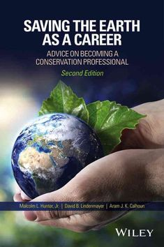 Written in an informal and engaging style, Saving the Earth as a Career is an ideal resource for students and professionals pursuing a career in conservation. The book explores the major skills needed Save Planet Earth, Save Our Earth, Third Eye, Save Mother Earth, Mother Nature, Earth Quotes, Career Inspiration, Environmentalist, Life Science