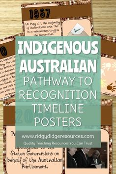Using timelines in your classroom is a key requirement of the Australian HASS curriculum. Incorporate this Australian Aboriginal Reconciliation Timeline into your classroom and you will not only be meeting these history requirements but you will also have a great display in your classroom that can lead to further language-rich activities and investigations, perfect for National Reconciliation Week or NAIDOC week! National Sorry Day, National Week, Naidoc Week Activities, Indigenous Education, First Fleet, Aboriginal Culture, History Education, Australian Curriculum, Investigations