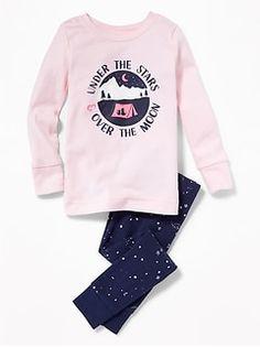 72032e16842d Llama Sleep Set for Toddler Girls   Baby