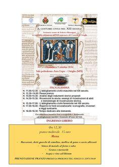 MedioEvo Weblog: Il costume civile nel XIII secolo